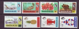 J16156 JLstamps 1978 bahamas set mh #426-43 types of 1971