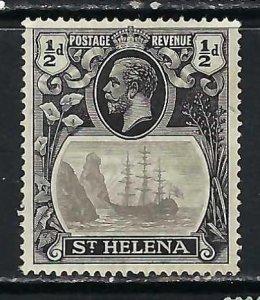 ST. HELENA 79 MOG O793