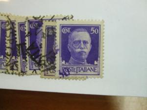 Italy #221 used