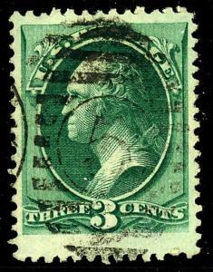 U.S. #158 Used F-VF