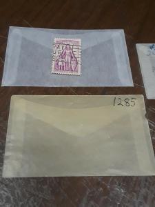 Used Glassine Envelopes 2 Dozen
