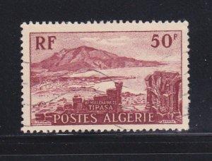 Algeria 263 Set U Chenua Mountain (B)