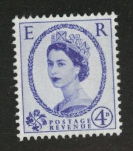 Great Britain Scott 298 MNH** QE2