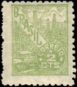 Brazil #656 MNH Fair