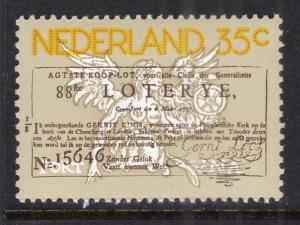 Netherlands 535 MNH VF