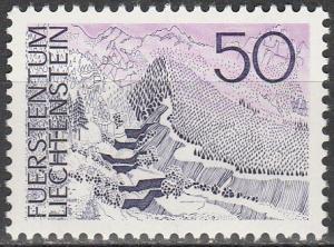 Liechtenstein #519  MNH F-VF (SU3341)