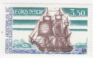 French Southern Antarctic Terr, Sc 136, MNH, 1988, Le Gros Ventre