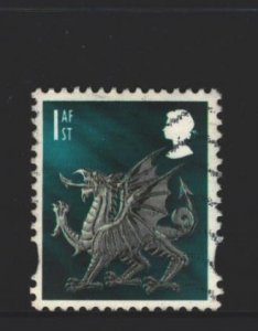 Wales and Monmouthshire Sc#21 Used