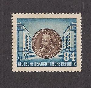 GERMANY - DDR SC# 146 VF OG 1953