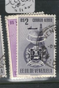 Venezuela Arms SC C363-4 VFU (1dwi)