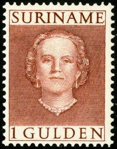 Suriname Stamps # 252 VF MNH OG