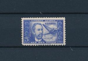 [57476] Spain 1944 Stamp day Aviation Dr. Thebussem MNH