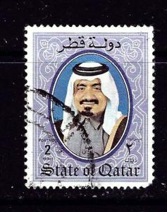 Qatar 659 Used 1984 Issue