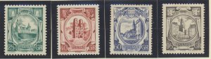Poland Stamps Scott #705 To 708, Mint Never Hinged - Free U.S. Shipping, Free...