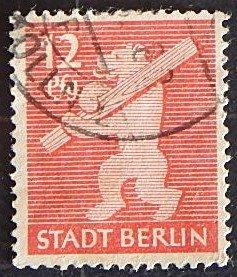 Germany, DDR, 1945, (1584-Т)