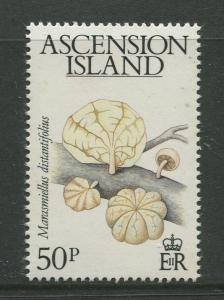 Ascension - Scott 327 - General Issue -1983 - MNH - Single 50p Stamp