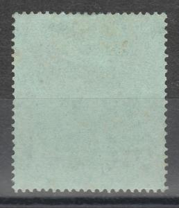 BERMUDA 1924 KGV 10/- WMK MULTI SCRIPT CA USED