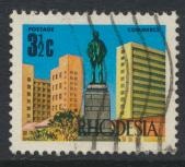 Rhodesia   SG 442  SC# 279  Used  defintive 1970  see details