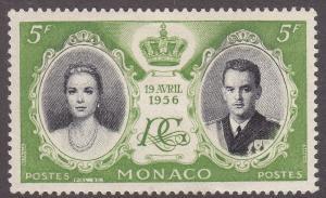 Monaco 369 Princess Grace and Prince Rainier III 1956