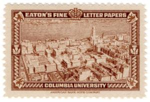 (I.B) US Cinderella : Eaton's Fine Letter Papers (Columbia University)
