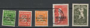 Karelia stamps