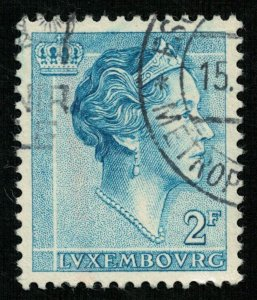 Luxembourg, (4071-T)