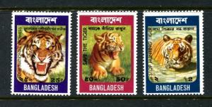 Bangladesh 69-71, MNH, Animals 1974. x22748