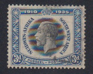 Southwest Africa - 1935 - SC 123 - Used