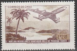 Chile #413 MNH
