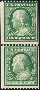U.S. 348 FVF NH GL PAIR (121618)