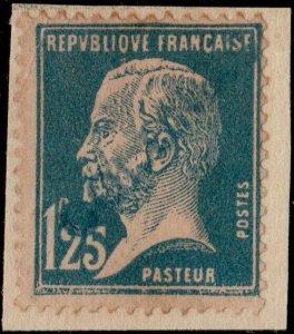 FRANCE Yv.180 1fr25 Pasteur Surch. COLONIAS Spécimen UPU (Col. Portugaise de Goa