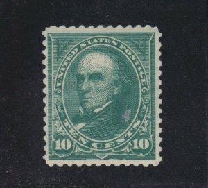 US 273 10c Webster Mint F-VF appr OG NH SCV $280
