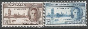 BAHAMAS 130-31 MOG Z3274