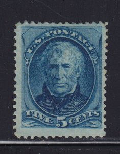 179 VF OG mint previously hinged with nice color cv $ 700 ! see pic !