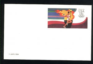 USA  postcard 13 cent Mint 1984  PD