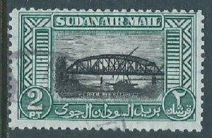 Sudan, Sc #C35, 2pi Used