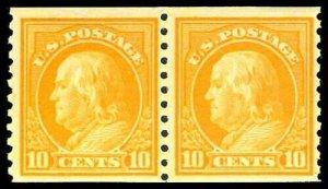 U.S. WASH-FRANK. ISSUES 497  Mint (ID # 76125)
