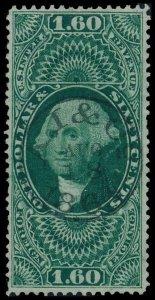 U.S. REV. FIRST ISSUE R79c  Used (ID # 97791)