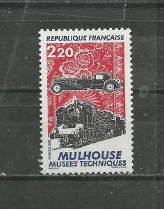 France # 2025 Unused Hinged