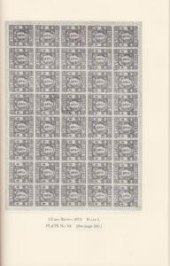 The Postage Stamps of Japan and Dependencies, by A.M. Tracey Woodward, used.