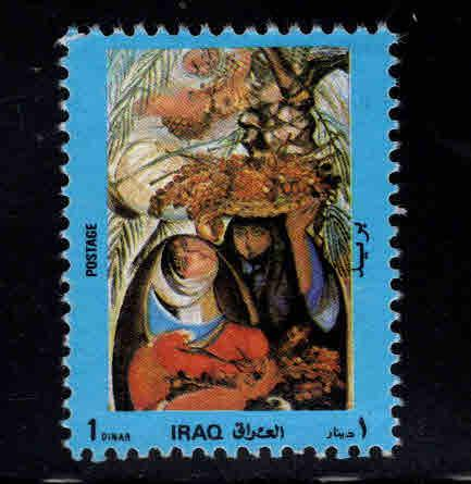 IRAQ Scott 1407 MNH** 1d Women stamp 1989 CV$12
