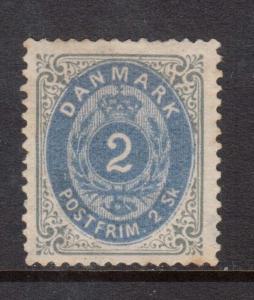 Denmark #16 Mint