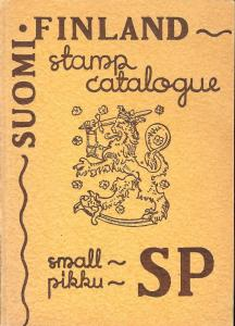 Finland Stamp Catalogue - small pikku - SP,