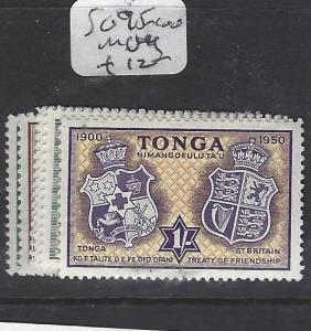 TONGA (P0605B)  SG 95-100   MOG