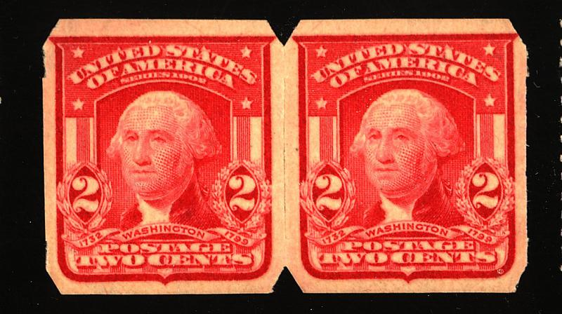 320 MINT US Auto Vending Type 2 PAIR F-VF NH Est$150+