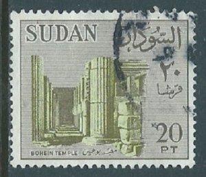 Sudan, Sc #157, 20pi Used