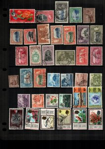 Trinidad and Tobago  mint & used lot of 32