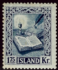 Iceland #281 MNH F-VF SC$37.50.....ICE your collection!