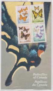 Canada Thematic Collection USC TC#39 1988 Butterflies of Canada