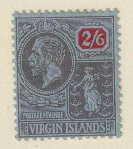 BRITISH VIRGIN ISLANDS 51  MINT HINGED OG * NO FAULTS VERY FINE!